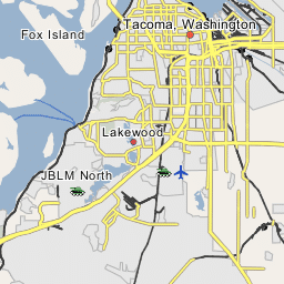 Puyallup Indian Reservation - Tacoma, Washington