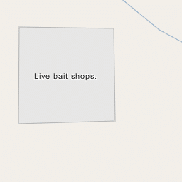 Live bait shops