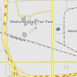 Interstate 44 I 44 State Highway 3 Oklahoma City Oklahoma