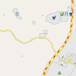 I 77 West Virginia Map.Interstate 77 Exit 44 Interstate 64 Beckley West Virginia