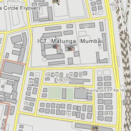 ICT (formerly UDCT) - Mumbai