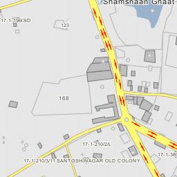 IS Sadan X Road (Santoshnagar) to Charminar CRIDA ROAD - Seed ... on