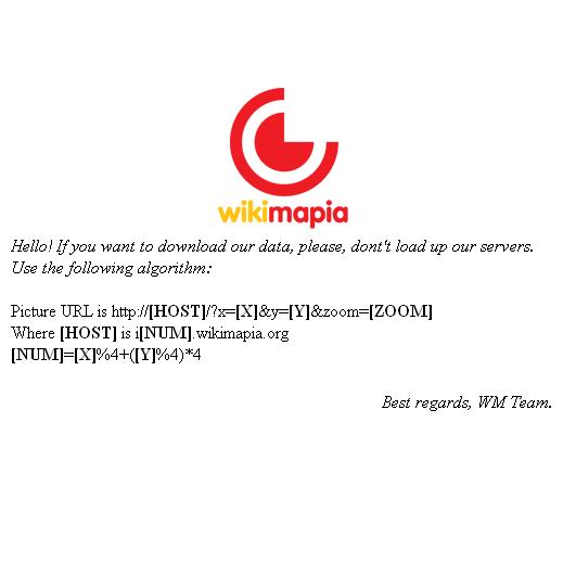 Exceptional Wikimapia